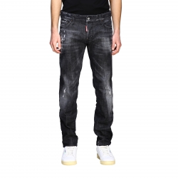 Dsquared2 Kleidung, Code:  S74LB0699S30357 BLACK