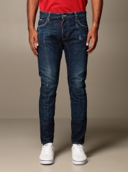 Dsquared2 clothing, Code:  S74LB0760 S30342 BLUE