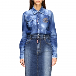 Dsquared2 clothing, Code:  S75DL0713S30341 BLUE