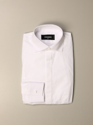 Dsquared2 clothing, Code:  S75DL0724 S42381 WHITE