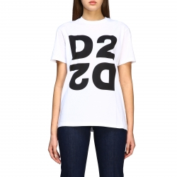 Dsquared2 clothing, Code:  S75GD0074S22427 WHITE