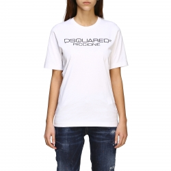 Dsquared2 clothing, Code:  S75GD0081S22844 WHITE
