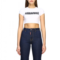 Dsquared2 clothing, Code:  S75GD0087S22427 WHITE