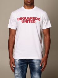 Dsquared2 clothing, Code:  S75GD0109 S23009 WHITE