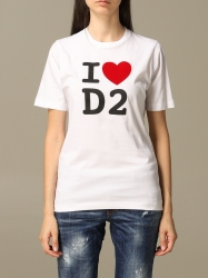 Dsquared2 clothing, Code:  S75GD0139 S23758 WHITE