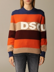 Dsquared2 clothing, Code:  S75HA0999 S17396 BROWN