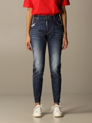 Dsquared2 clothing, Code:  S75LB0353 S30342 BLUE