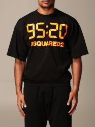 Dsquared2 clothing, Code:  S78GD0046 S22427 BLACK
