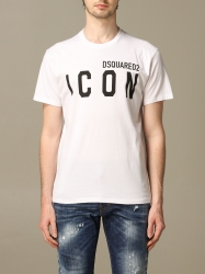 Dsquared2 clothing, Code:  S79GC0003 S23009 WHITE