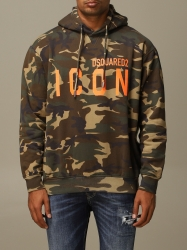 Dsquared2 clothing, Code:  S79GU0006 S25469 MILITARY
