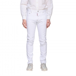 Dsquared2 clothing, Code:  S79LA0002S39781 WHITE
