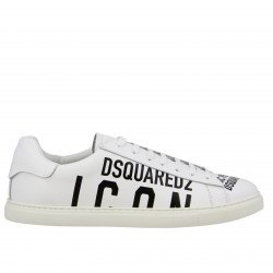 Dsquared2 shoes, Code:  SNM00050150 WHITE