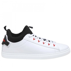 Dsquared2 shoes, Code:  SNM00770650 WHITE
