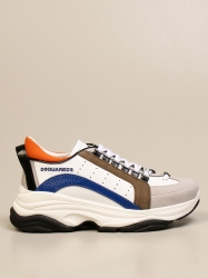Dsquared2 shoes, Code:  SNM0091 0150 WHITE