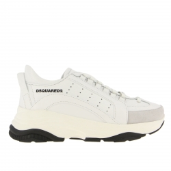 Dsquared2 shoes, Code:  SNM00910650 WHITE