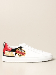 Dsquared2 shoes, Code:  SNM0144 0 501276 WHITE