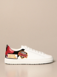 Dsquared2 shoes, Code:  SNM0144 01501276 WHITE