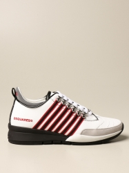 Dsquared2 shoes, Code:  SNM0146 0150 WHITE