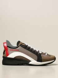 Dsquared2 shoes, Code:  SNM0505 11702 MILITARY