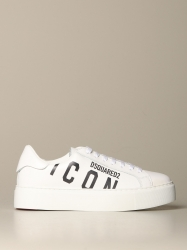 Dsquared2 shoes, Code:  SNW0008 01503204 WHITE