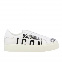 Dsquared2 shoes, Code:  SNW000801502648 WHITE