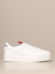 Dsquared2 shoes, Code:  SNW0064 01501155 WHITE