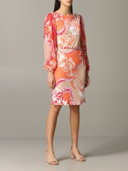Emilio Pucci clothing, Code:  0EJH45 0E747 CORAL