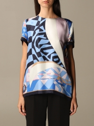 Emilio Pucci clothing, Code:  0RRM23 0R721 BLUE