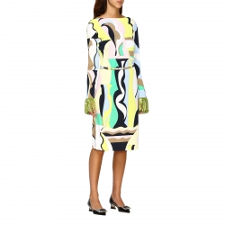 Emilio Pucci clothing, Code:  9RJH41 9R747 MULTICOLOR