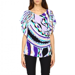 Emilio Pucci clothing, Code:  9RRM60 9R733 MULTICOLOR