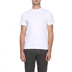 Emporio Armani clothing, Code:  6G1TC1 1J19Z WHITE