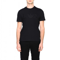 Emporio Armani clothing, Code:  6G1TC2 1J00Z BLACK