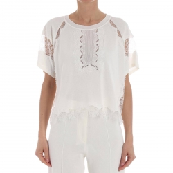 Ermanno Scervino clothing, Code:  D322M305 LXE WHITE