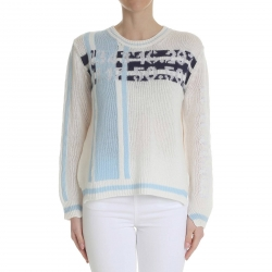 Ermanno Scervino clothing, Code:  D345M330CT MXG WHITE