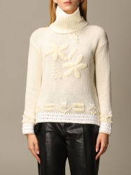 Ermanno Scervino clothing, Code:  D375M749R DUI WHITE