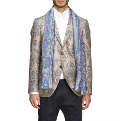 Etro accessories, Code:  10007 502 GNAWED BLUE