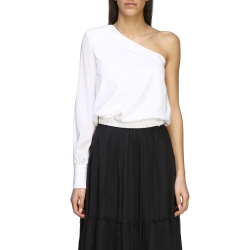 Federica Tosi clothing, Code:  FTE20BL0330SE0003 WHITE