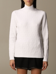 Fendi clothing, Code:  FZX622 AEEI WHITE