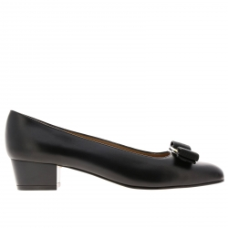 Ferragamo shoes, Code:  017468 BLACK