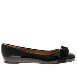 Ferragamo shoes, Code:  01A181 BLACK