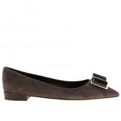 Ferragamo shoes, Code:  01P335 GREY