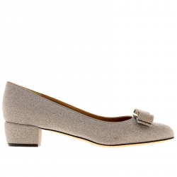 Ferragamo shoes, Code:  01P692 PLATINUM
