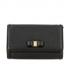 Ferragamo handbags, Code:  22C940 BLACK