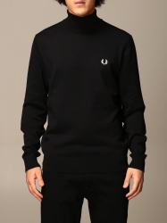 Fred Perry clothing, Code:  K9552 BLACK