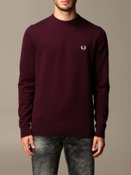 Fred Perry clothing, Code:  K9601 BURGUNDY