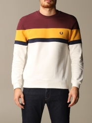 Fred Perry clothing, Code:  M9594 BURGUNDY