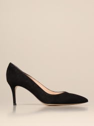 Gianvito Rossi shoes, Code:  G2677070RICCAM BLACK