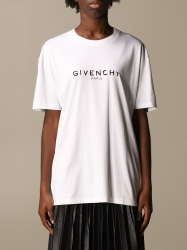 Givenchy clothing, Code:  BW708F3Z0Y WHITE