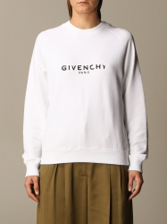 Givenchy clothing, Code:  BWJ01S3Z0Y WHITE