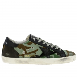 Golden Goose shoes, Code:  G35MS590 Q52 MILITARY